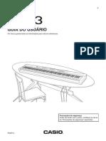 Casio Privia Px3 Manual