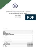 Estrategia de Educacao inclusiva em Africa