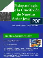Fisiopatología de la Crucifixión de Nuestro Señor Jesucristo.pptx