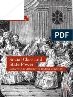 Social Class and State Power Exploring an Alternative Radical Tradition - Long, r. t. Et Al