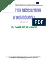 Projet Rizicole Kalidou Soumaré