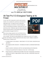 All-Test Pro 5 Motor Testing Tool From CopperState Solutions