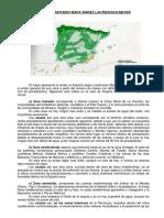 Comentario Mapa Aridez Lautensach