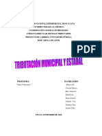 Informe Final Tributos Municipales y Estadales