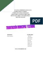 Informe Final Tributos Municipales y Estadales