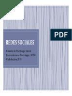 Microsoft PowerPoint - Presentación REDES SOCIALES 2019...pdf