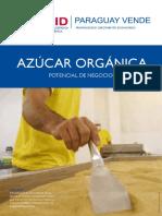 Azucar Organica Usaid 2010
