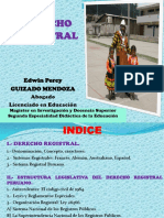 1.- I.- Derecho Registral - 2019.