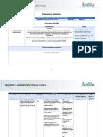 Planeación Didáctica 2019 GAP U03