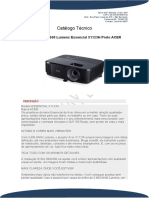 Ficha Tecnica Projetor ACER X1123H.pdf