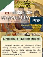 Estudo Teológico - Estudo Do Pentateuco - 27-08-19