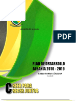 Pdm Albania 2016-2019