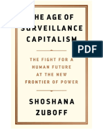 Zuboff, Shoshana.the Age of Surveillance Capitalism.2019