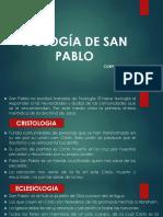 Teología de San Pablo