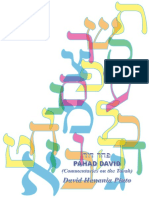 Pahad David (Commentaries on the Torah)