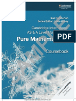 Cambridge International AS and A Level Pure Mathematics 1 Coursebook.pdf