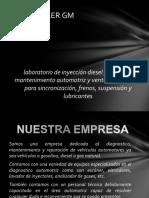 PRESENTACION TECNOTALLER GM.ppt