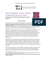 EMP Threats to Americas Electric Grid 1