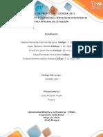 Factibilidad y Alternativas Metodológicas.