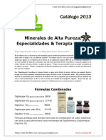 Catálogo 2013 - Q