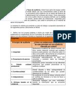 actividad 1 informe de auditoría SENA