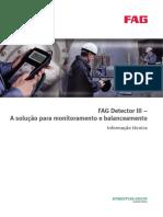FAG Detector III - Especificações