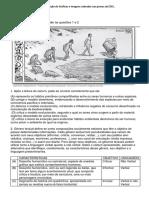 Lista de Exercícios Sobre Interpretação de Gráficos e Imagens Cobradas Nas Provas Da ETEC (1)