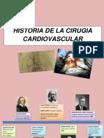 historia cardiovascular gledna