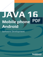 Java 16 Mobile Phones and Android