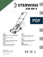 Sterwins 320 EP-2 Lawn Mower