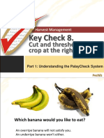 3.9  Harvest Management_Key Check 8.ppt