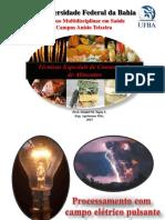 Conservação de Alimentos Por Pulsos Elétricos