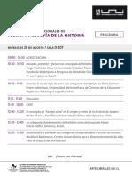 PROGRAMA_IX Jornada de Teoría y Filosofía_v5