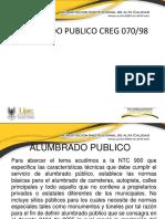 Presentacion Alumbrado Publico