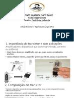 Aula 1 Transistores