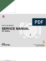 Manual de servicio PSONE_SCPH-100