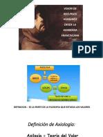 04 Axiologia Franciscana - Desde El Area de RRHH (Cesar Pebe)