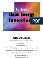 Clean Free Energy Inventions 82219