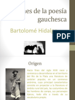 36. Orígenes de la poesía gauchesca.pptx