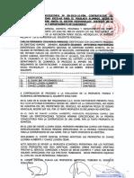Acta de Presentacion y Evaluacion