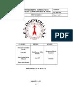 Procedimiento de Rescate en Túnel Liner -