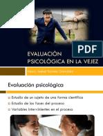 Evaluación Psicológica en La Vejez