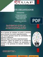 Gerente Organizador
