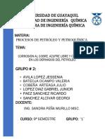 Imforme #3__corrosión Al Cobre_grupo 2