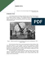 Desertec Historical Perspective