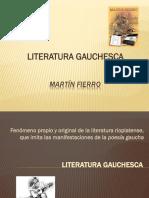 41. literatura gauchesca.pptx
