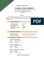 Curriculum Vitae - Victor