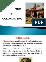 Imperialismo y Colonialismo