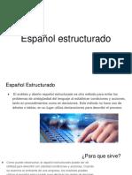 Español Estructurado