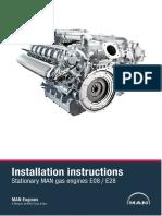 Installation Instruction E08 & E28